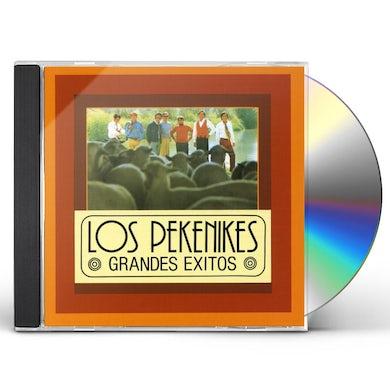 Los Pekenikes GRANDES EXITOS CD