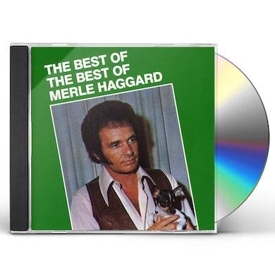 Merle Haggard BEST OF THE BEST CD