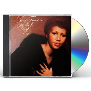 Aretha Franklin   LET ME IN YOUR LIFE CD