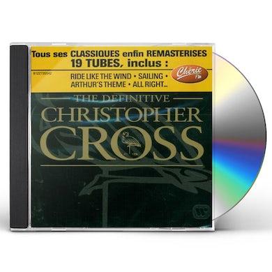 DEFINITIVE CHRISTOPHER CROSS CD