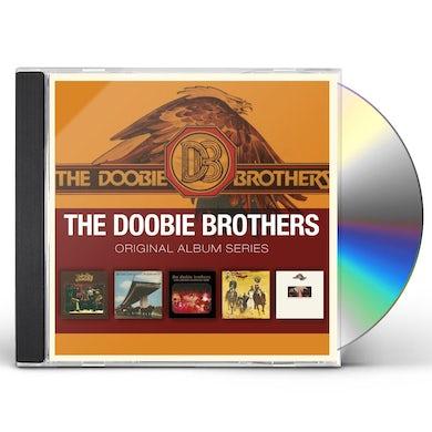 Doobie Brothers ORIGINAL ALBUM SERIES CD