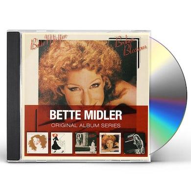 Bette Midler ORIGINAL ALBUM SERIES CD