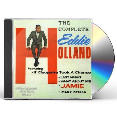 Eddie Holland COMPLETE CD