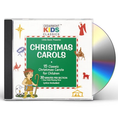 Cedarmont Kids CLASSICS: CHRISTMAS CAROLS CD