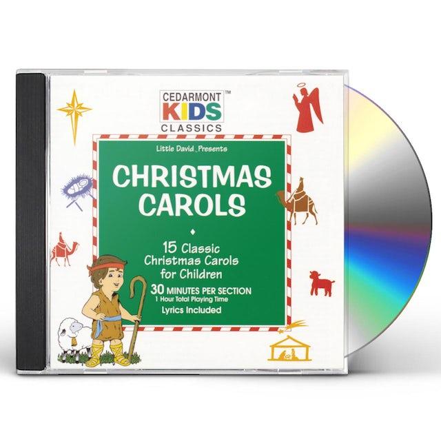 Cedarmont Kids CLASSICS: CHRISTMAS CAROLS CD