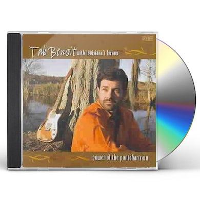 Tab Benoit POWER OF THE PONTCHARTRAIN CD