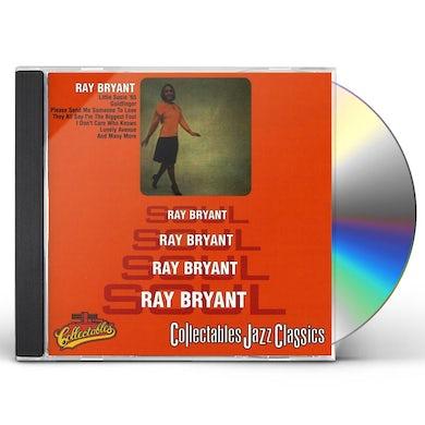 Ray Bryant SOUL CD