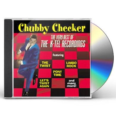 Chubby Checker VERY BEST OF / K-TEL RECORDINGS CD