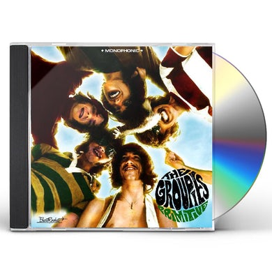 GROUPIES Primitive CD