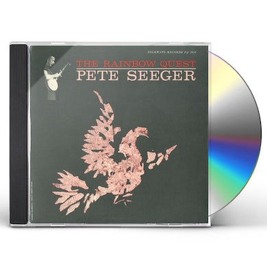 Pete Seeger RAINBOW QUEST CD