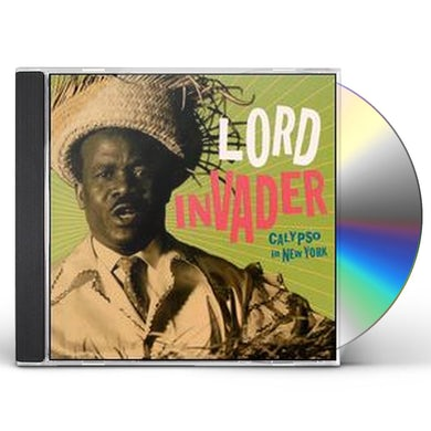Lord Invader CALYPSO IN NEW YORK CD