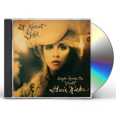 Stevie Nicks 24 KARAT GOLD - SONGS FROM THE VAULT CD