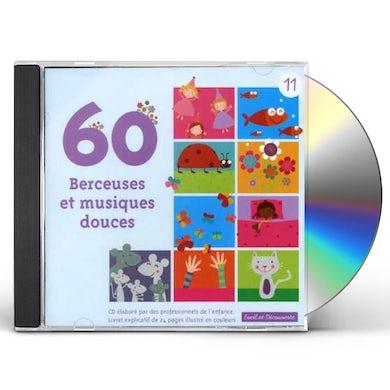 Children 60 BERCEUSES ET MUSIQUES DOUCES CD