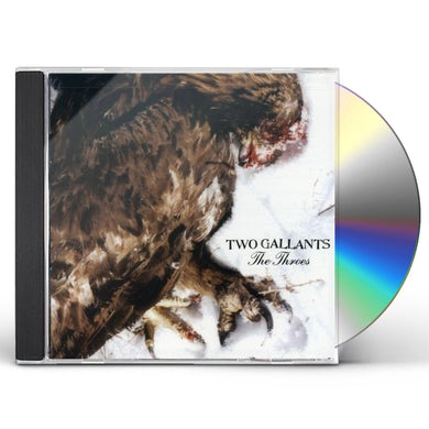 Two Gallants THROES CD