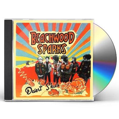 Beachwood Sparks DESERT SKIES CD