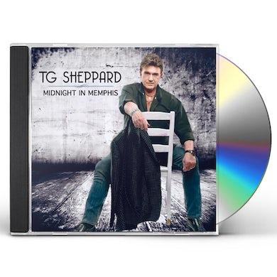 T.G. Sheppard MIDNIGHT IN MEMPHIS CD