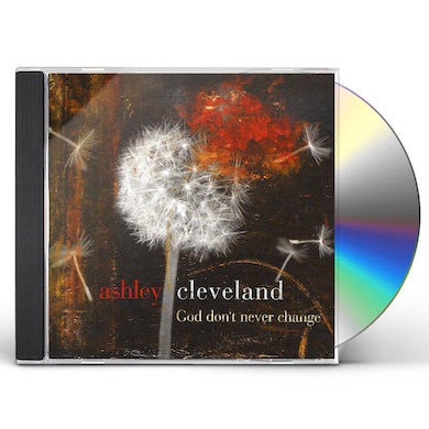 Ashley Cleveland GOD DON'T NEVER CHANGE CD