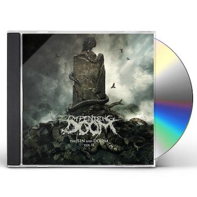 Sin And Doom Vol. II CD
