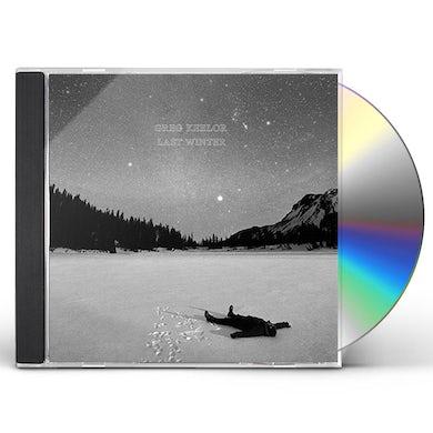 Greg Keelor LAST WINTER CD