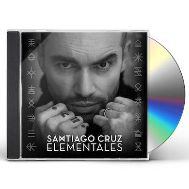 Santiago Cruz ELEMENTALES CD