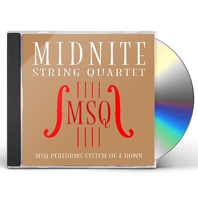Midnite String Quartet MSQ PERFORMS SYSTEM OF A DOWN (MOD) CD