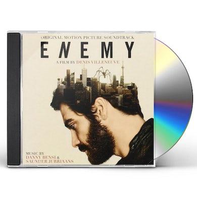 Danny Bensi & Saunder Jurriaans ENEMY CD