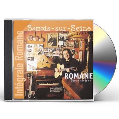 SAMOIS-SUR-SEINE: COMPLETE ROMANE 5 CD