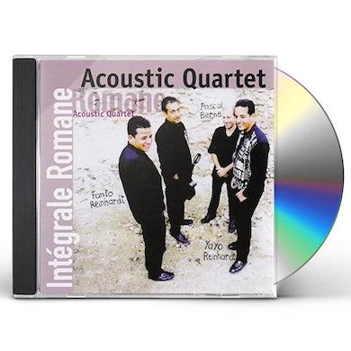 V7: INTEGRALE ROMANE CD