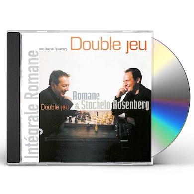 Stochelo Rosenberg DOUBLE JEU CD