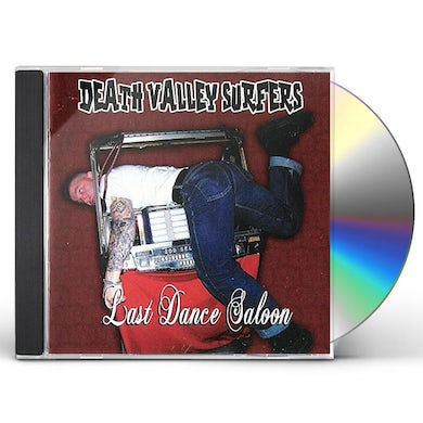 Death Valley Surfers LAST DANCE SESSION CD