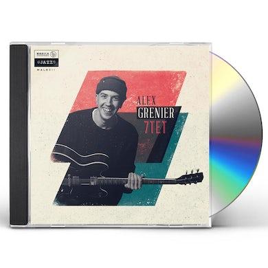Alex Grenier 7TET CD