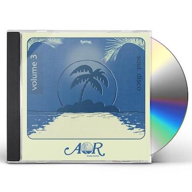 Charles Maurice AOR GLOBAL SOUNDS 1976-1985 VOL 3 CD