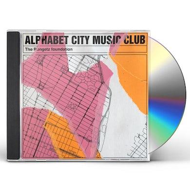 Rongetz Foundation ALPHABET CITY MUSIC CLUB CD