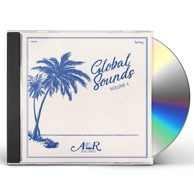 Charles Maurice AOR GLOBAL SOUNDS VOLUME 4 CD