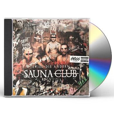 SAUNACLUB CD