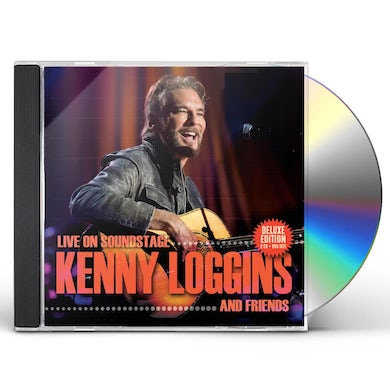 Kenny Loggins LIVE ON SOUNDSTAGE CD