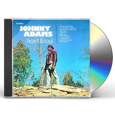 Johnny Adams HEART & SOUL + 12 CD