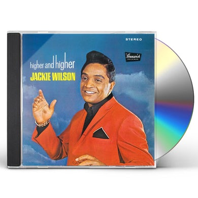 Jackie Wilson HIGHER & HIGHER CD