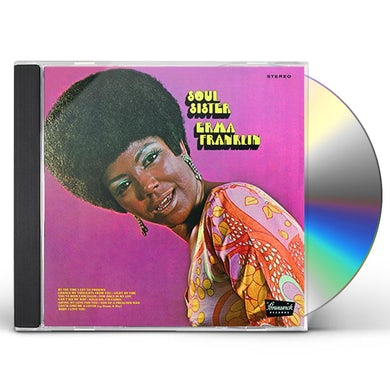 Erma Franklin SOUL SISTER + 5 CD