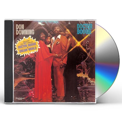Don Downing DOCTOR BOOGIE + 4 CD
