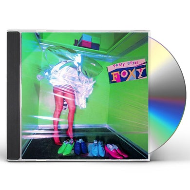 Foxy PARTY BOYS CD