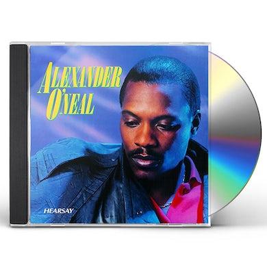 Alexander O'Neal HEARSAY + 5 CD