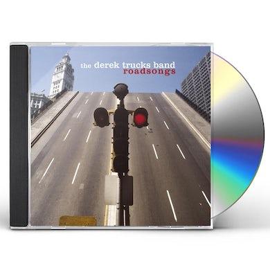 Derek Band Trucks ROADSONGS CD