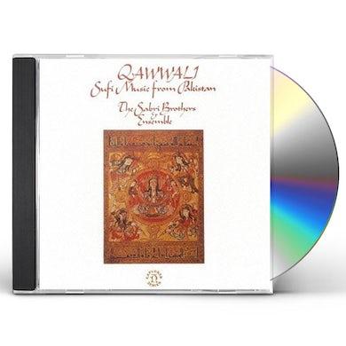 QAWWALI SUFI: MUSIC FROM PAKISTAN CD