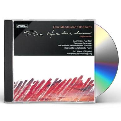 Kurt Masur FELIX MENDELSSOHN BARTHOLDY CD