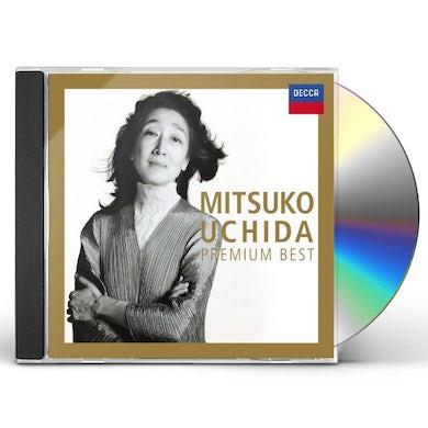 Mitsuko Uchida UCHIDA MITSUKO PREMIUM BEST CD