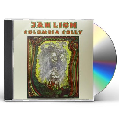 Jah Lion COLUMBIA COLLY CD