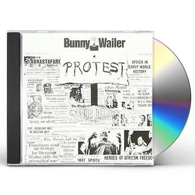 Bunny Wailer PROTEST CD