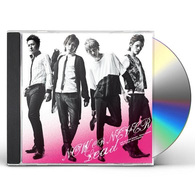Lead NOW OR NEVER CD