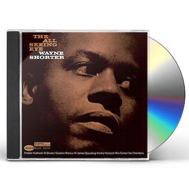 Wayne Shorter ALL SEEING EYE CD